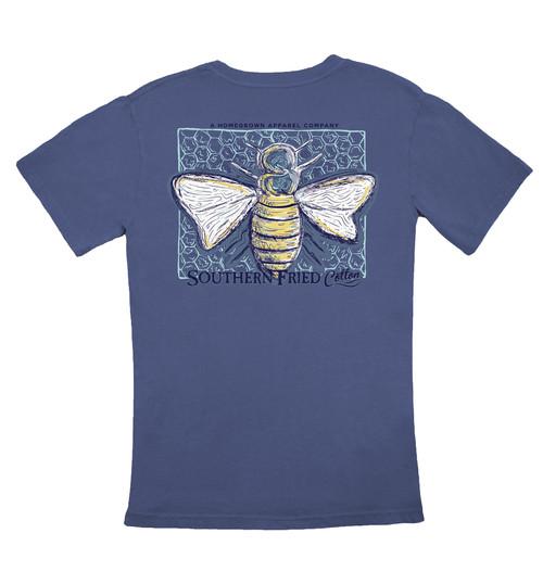 Southern Fried Cotton Make A Beeline Short Sleeve T-Shirt