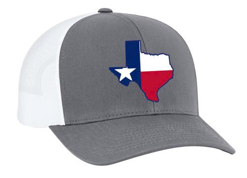 Heritage Pride Embroidered State Flag Mesh Back Trucker Hat