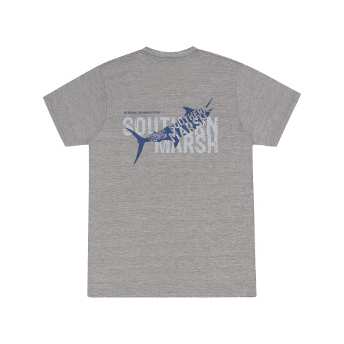 Southern Marsh FieldTec Heathered - Outfitter Short Sleeve T-Shirt