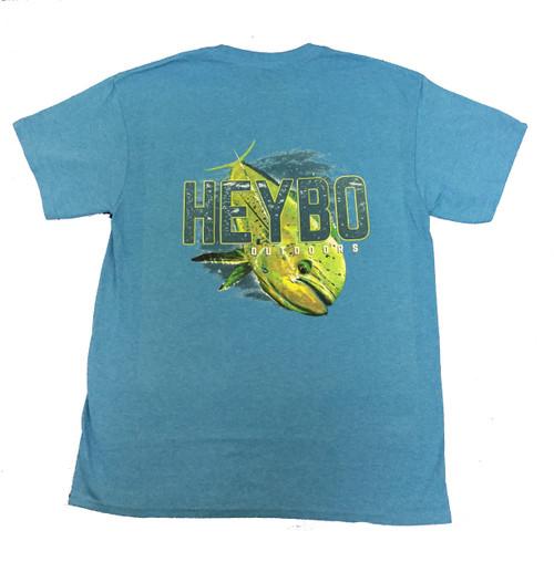 Heybo Mahi Run Unisex Short Sleeve T-Shirt