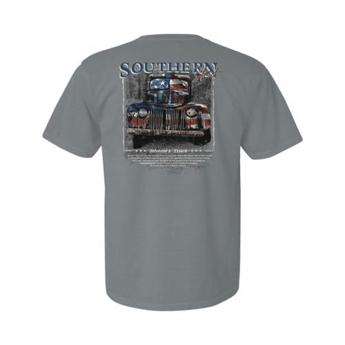 Southern Strut Jonnie's Truck Unisex Comfort Colors Short Sleeve T-Shirt