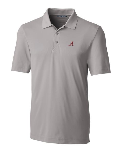 Cutter & Buck NCAA University of Alabama Crimson Tide Forge Stretch Men's Short Sleeve Polo