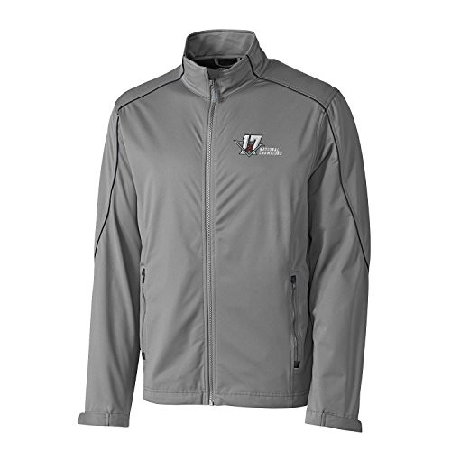 Cutter and Buck Alabama Crimson Tide 2017 National Championship Opening Day Full Zip