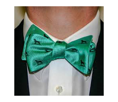 Over Under The Staple Bow Tie