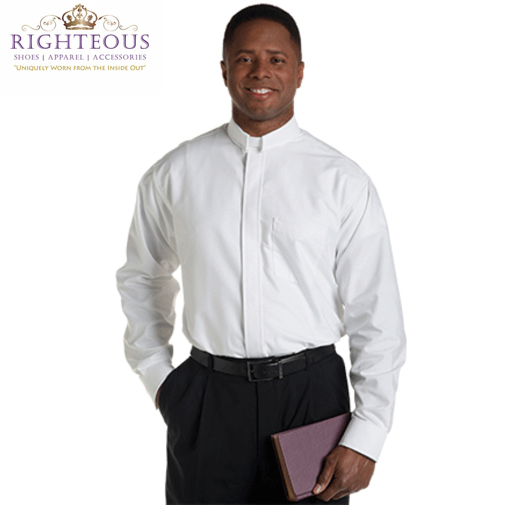 Men's Clergy Shirt RSASM-111