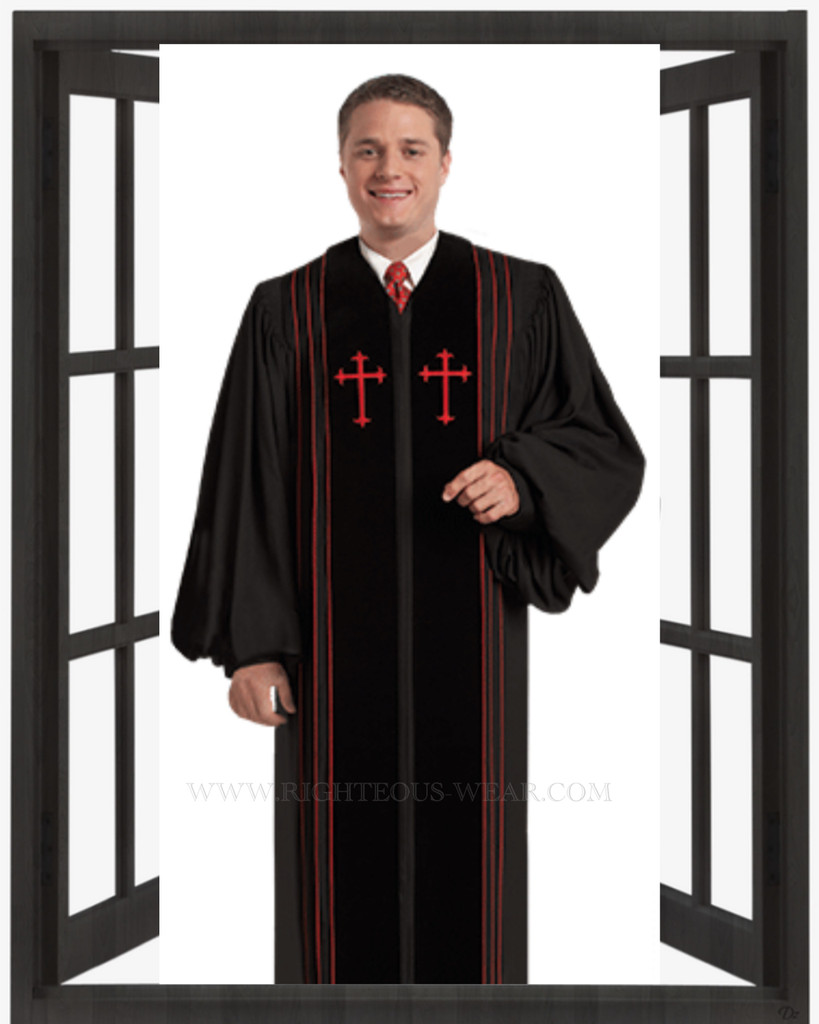 MURPHY PULPIT ROBE RSAH-4