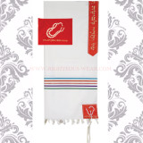Woman of Excellence Wool Tallit