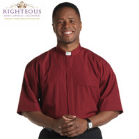 Men's Clergy Shirt RSASM-109
