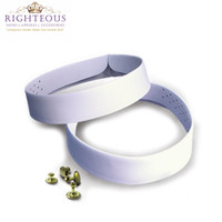 1 1/4 Tall Clerical Collars with Studs SC-104