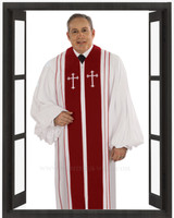 MURPHY PULPIT ROBE RSAHS-10