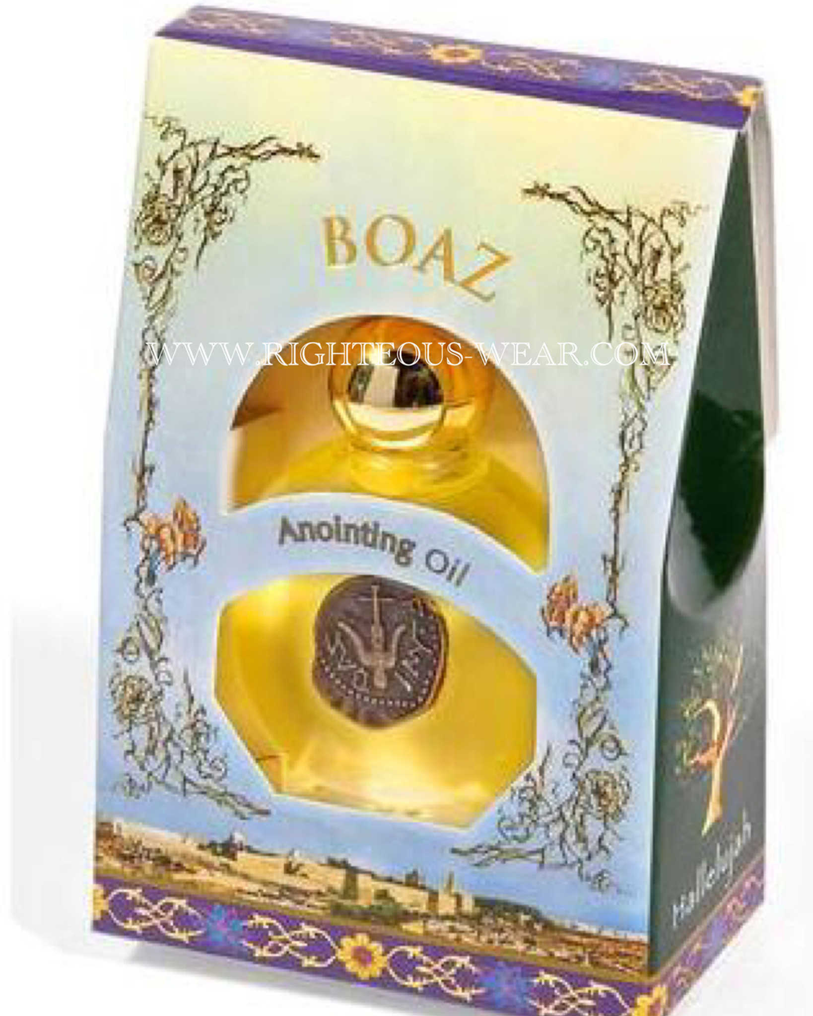 Boaz Anointing Oil