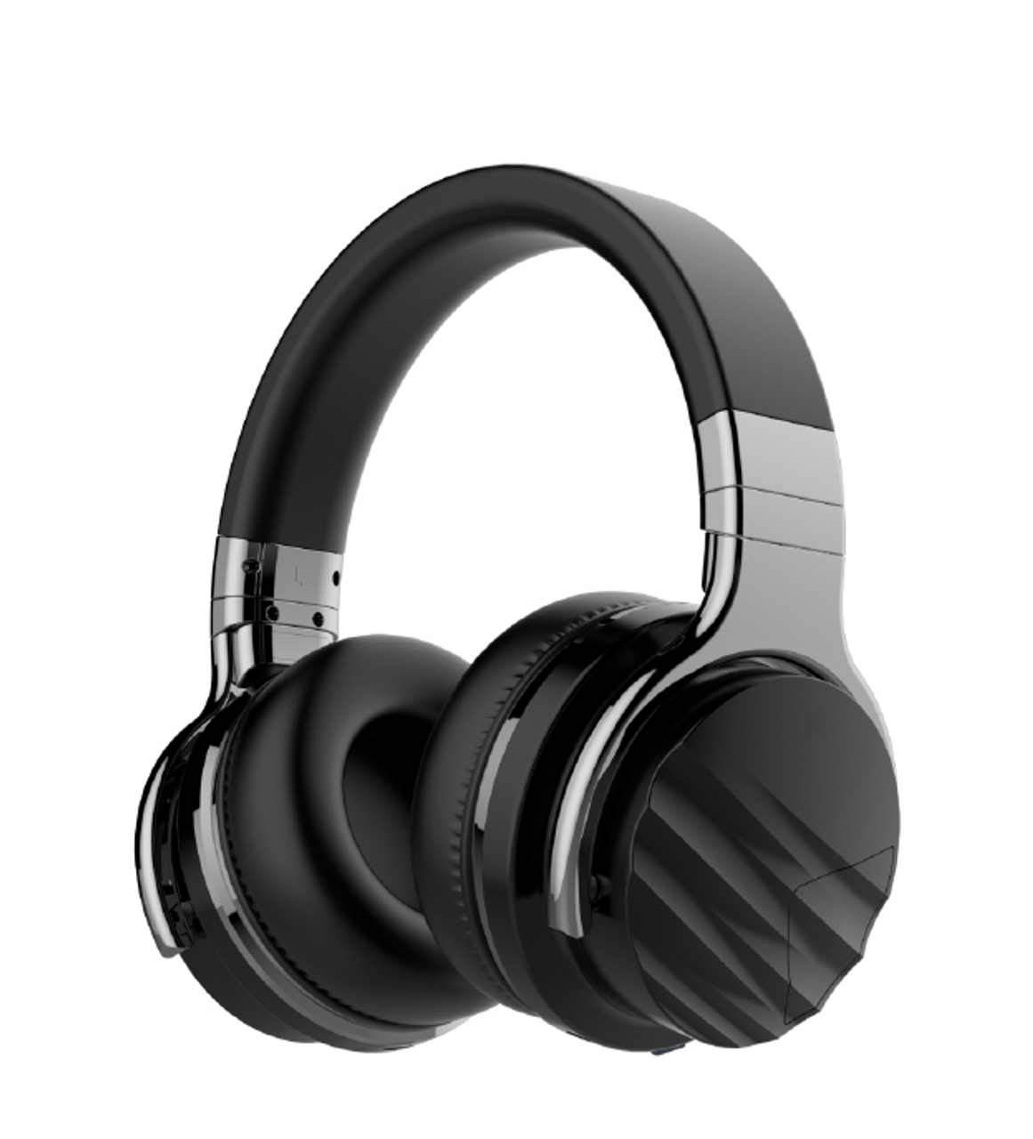 55c4a94af70 Cowin E7 MAX 2019 Active Noise Cancelling Wireless Bluetooth Headphones ...