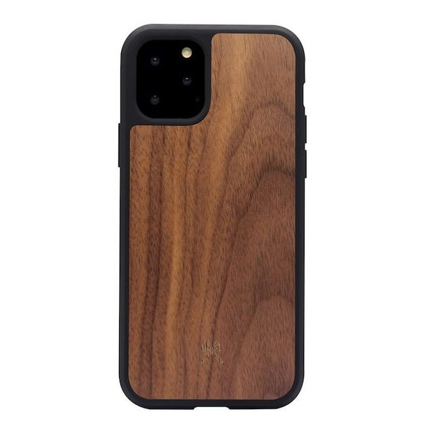 Woodcessories - EcoCase Bumper - iPhone 11 Pro - Walnut