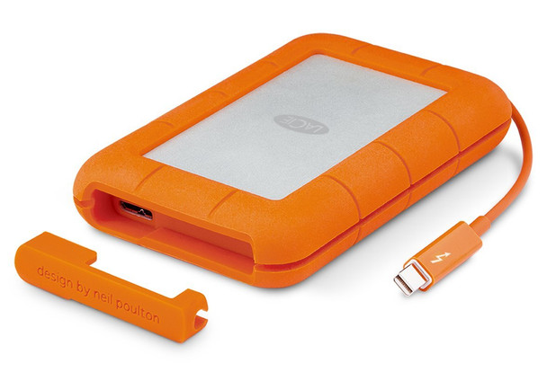 Lacie 2TB Rugged Thunderbolt and USB3.0 Hard Drive