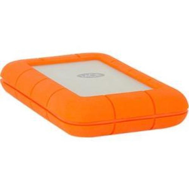 LACIE 1TB Rugged Thunderbolt & USB 3.0 With Integrated Thunderbolt Cable (STEV1000400)