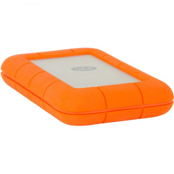 LACIE 4TB Rugged RAID Thunderbolt & USB 3.0 With Integrated Thunderbolt Cable (STFA4000400)