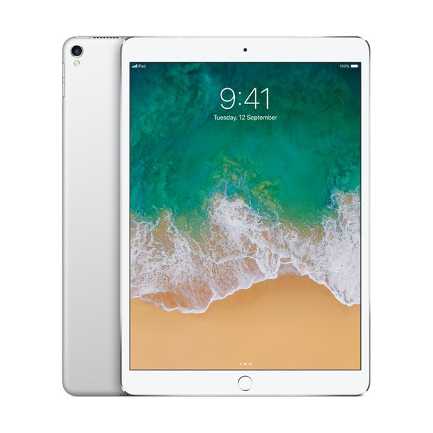 APPLE iPad Pro 10.5-INCH WI-FI + CELLULAR 256GB - Silver (MPHH2X/A)
