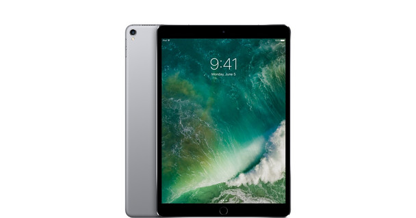APPLE iPad Pro 10.5-INCH WI-FI + CELLULAR 256GB - Space Grey (MPHG2X/A)