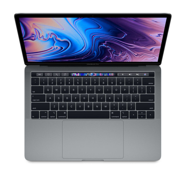 "Apple MacBook Pro 13"" 2018 8GB RAM 2.3GHz i5 Processor 256GB Storage Touch Bar and Touch ID Space Gray"