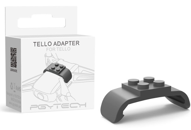 PGY TECH  DJI TELLO Adapter for LEGO Toys (P-WJ-006)