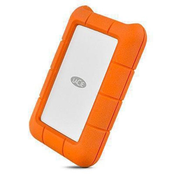 Lacie 5TB Rugged 2.5IN USB-C Rescue 2.5IN USB-C (C To A Cable INCL)