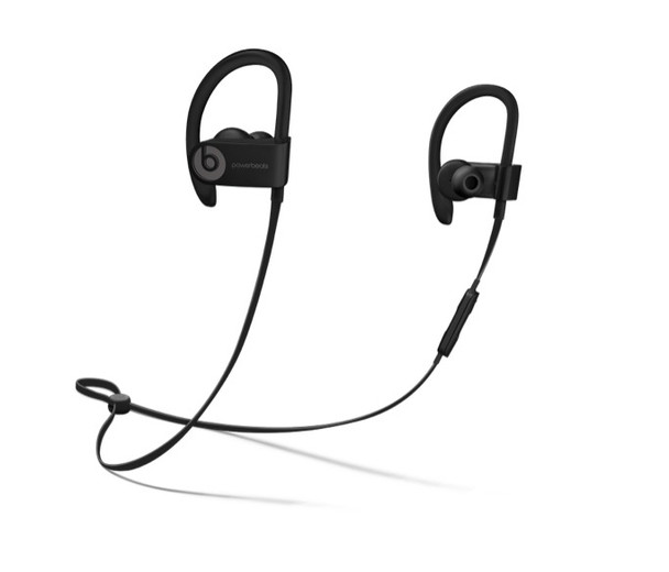 Powerbeats 3 Wireless Earphones - Black