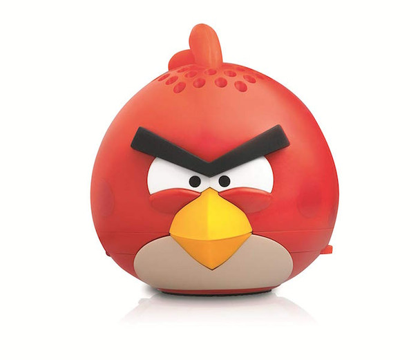 Angry Bird Gear 4 Red Bird Mini Speaker