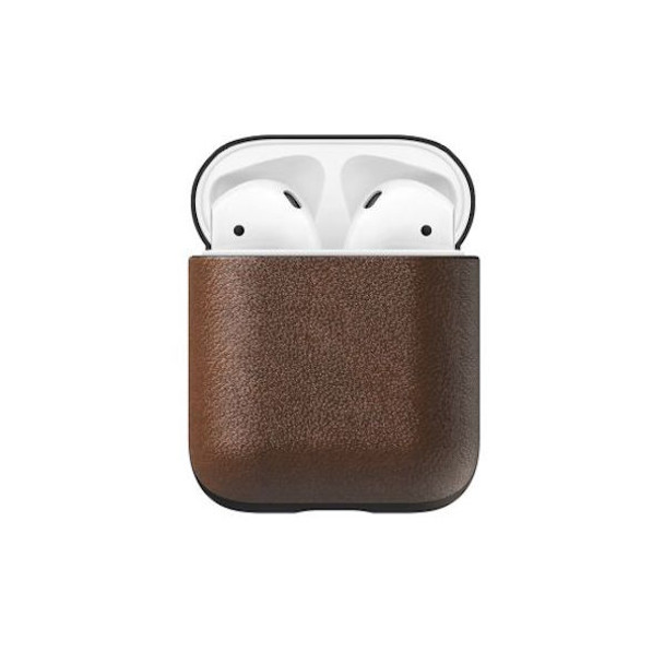 Nomad Rugged Case for Apple AirPods - Rustic Brown  **AIRPODS NOT INCLUDED