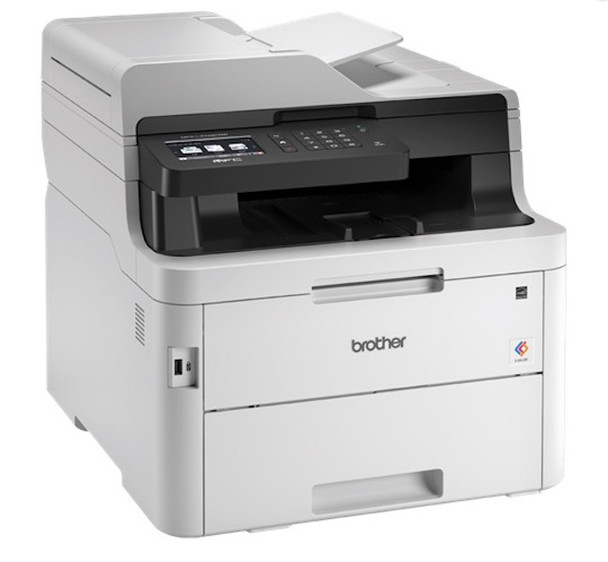BROTHER Wireless Networkable Colour Laser Multi-Function Centre With 2-sided Printing & Fax