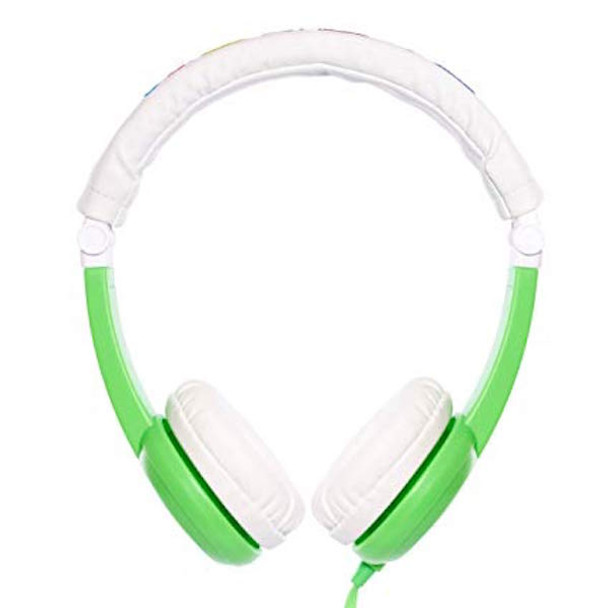 Buddy On/Off Volume Limiting Headphones - Green