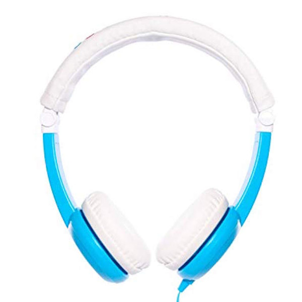 Buddy On/Off Volume Limiting Headphones - Blue