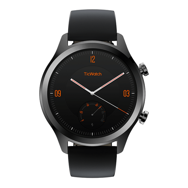 Mobvoi TicWatch C2 with Wear OS by Google - Onyx