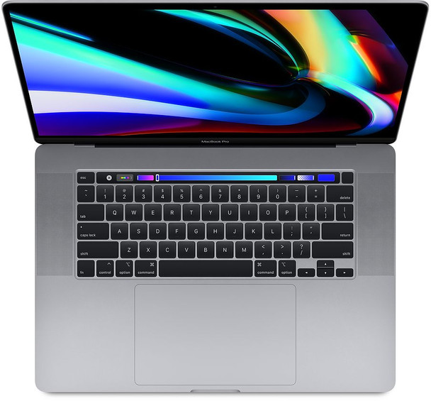 Apple 16-inch MacBook Pro 2.6Ghz i7-16GB-512GB-- Space Grey