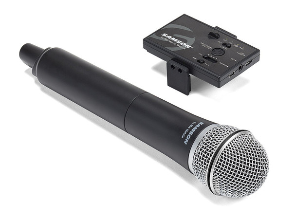 Samson Go Mic Mobile® Handheld Professional wireless Microphone system for Smartphones
