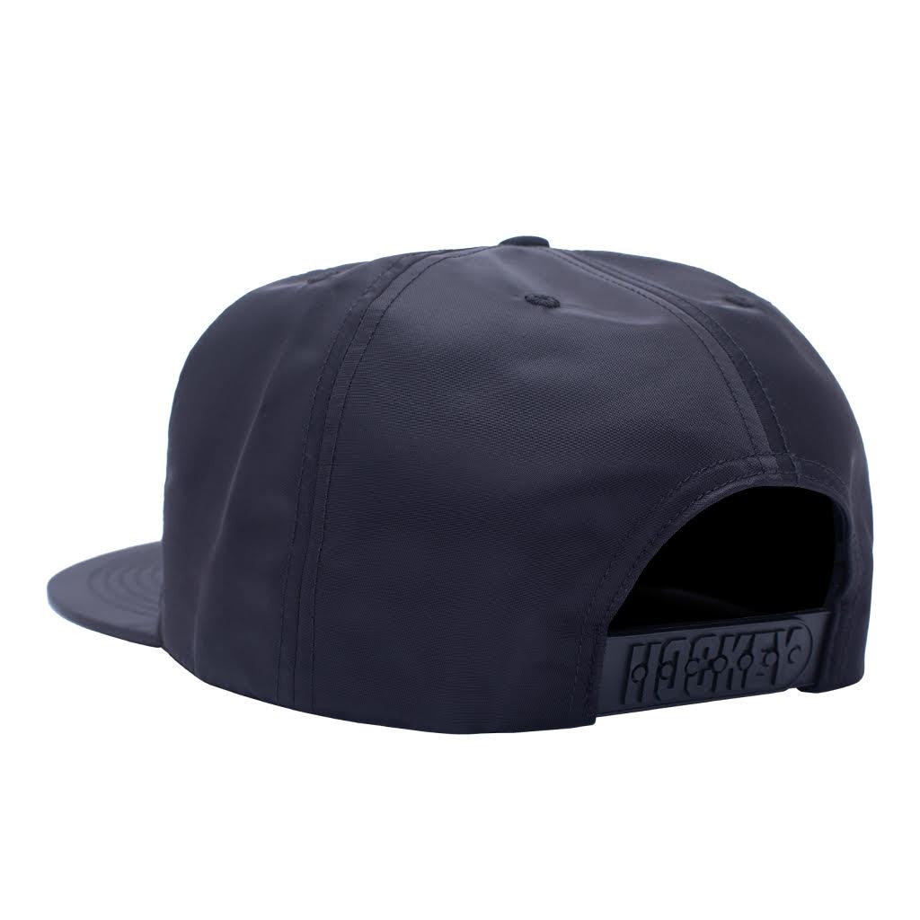 Hockey - Side Two 5 Panel Black One Size