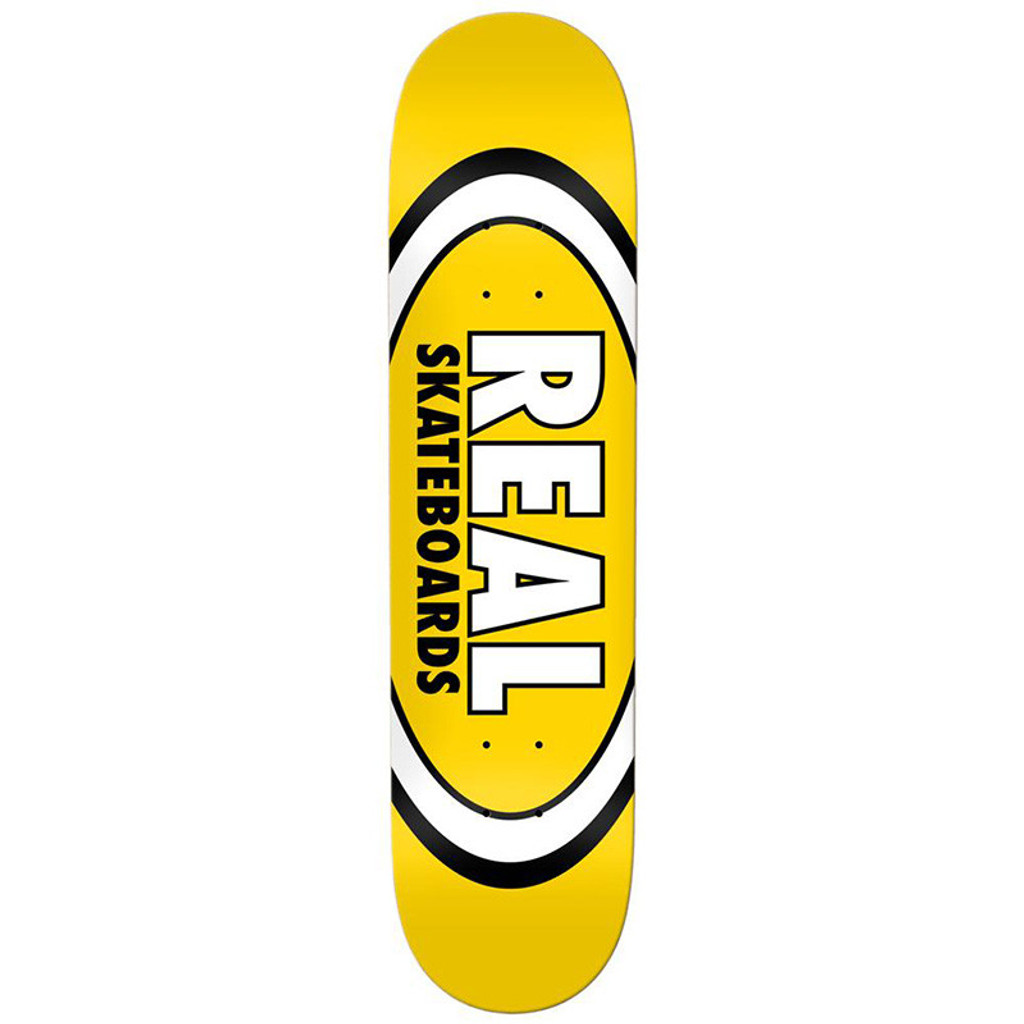 Real - Classic Oval 8.06