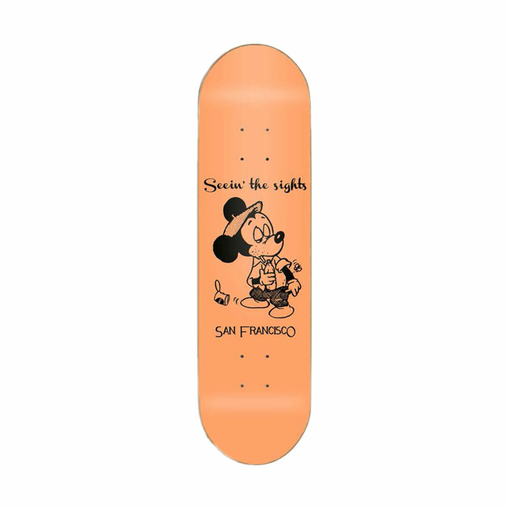 Snack Skateboards - Seein The Sights 8.38