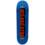 Call Me 917 - Sk8NYC Deck 8.25 FTC Skateboarding