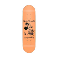 Snack Skateboards - Seein The Sights 8.0