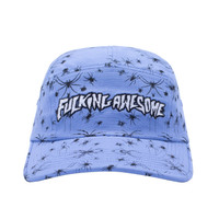 Fucking Awesome - Spider Stamp Volley Strapback Purple