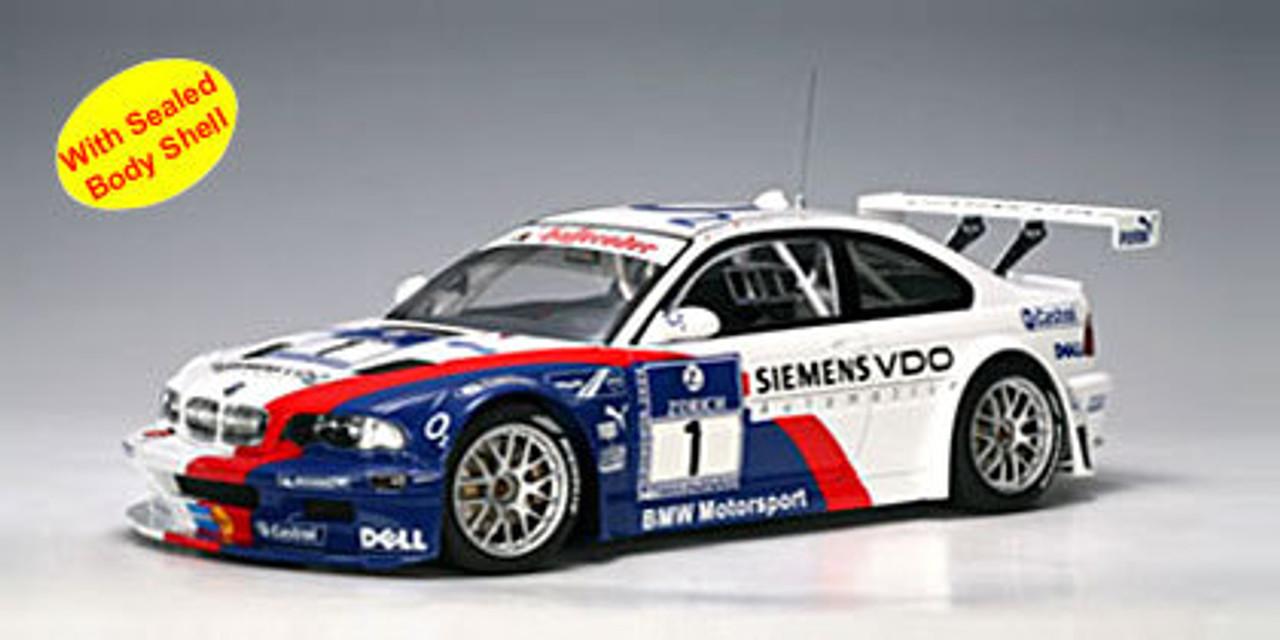 80546 BMW M3 GTR 24HRS Nurburgring #1