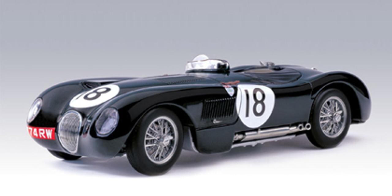 85387 Jaguar C-Type Le Mans  #18