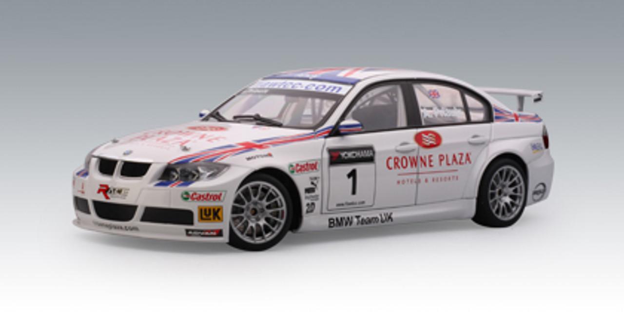 80746 BMW 320Si WTCC 2007 #1