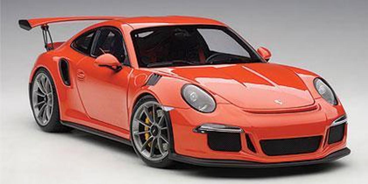 78168 Porsche 911 GT3 RS Lava Orange