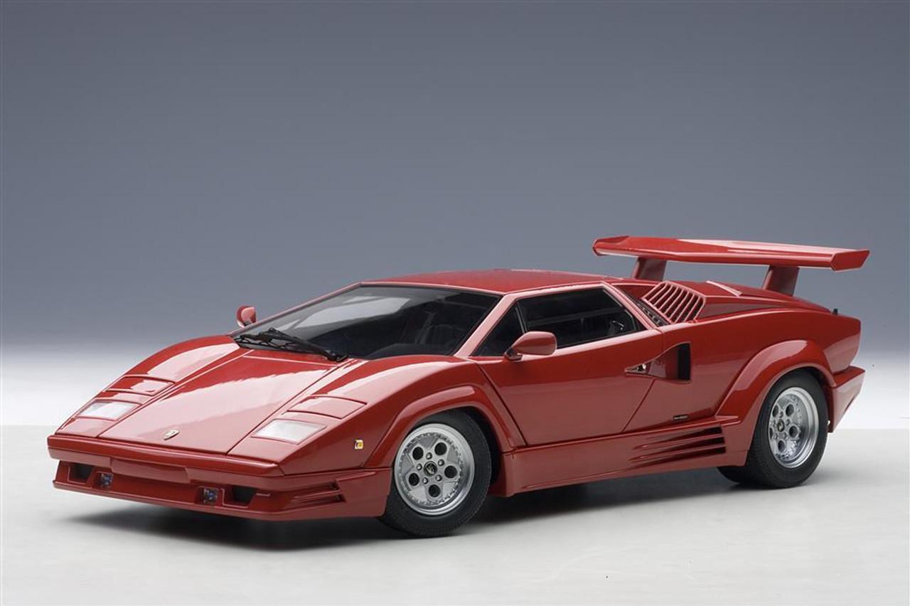 Lamborghini 74532 Countach 25th Anniversary Autoart Spares