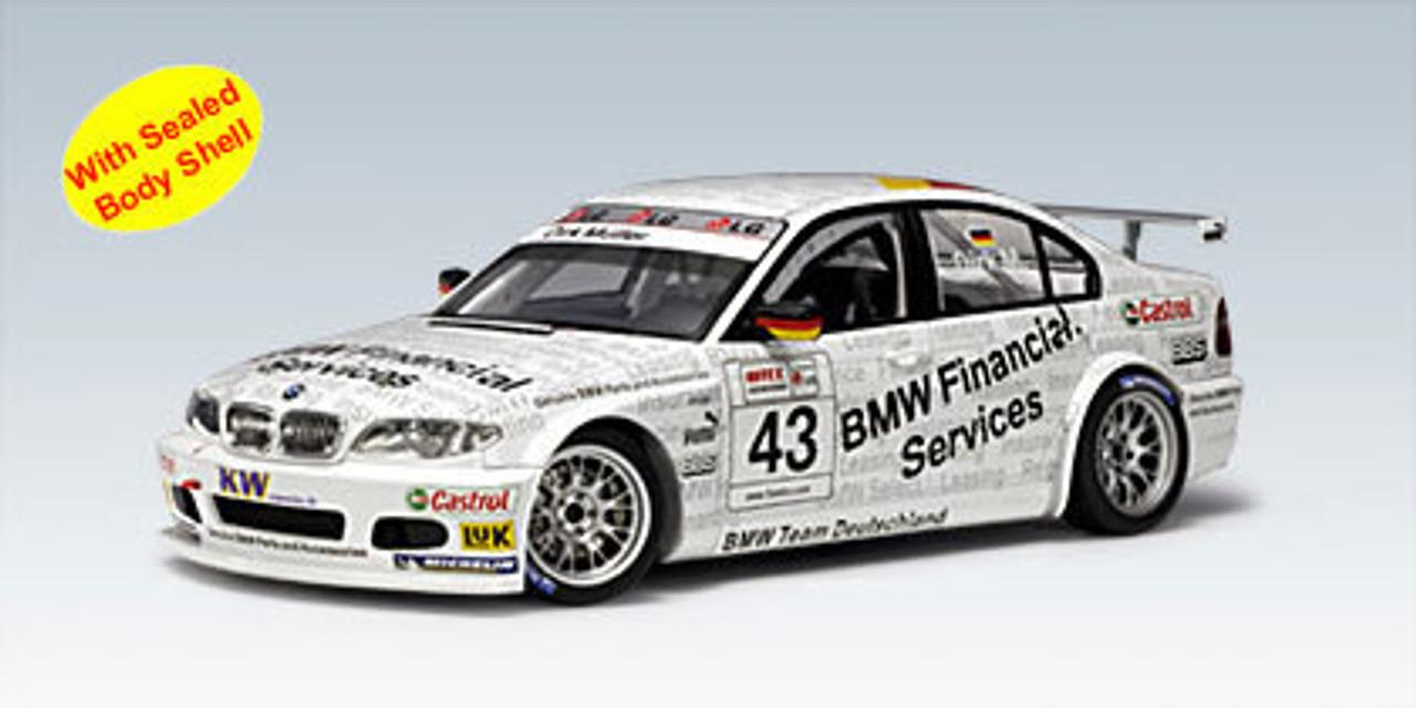 80543 BMW 320i WTCC D.Muller #43