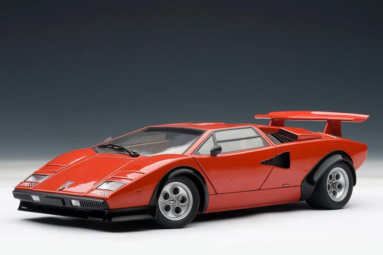 Lamborghini 74651 Countach Lp500s Walter Wolf Autoart Spares