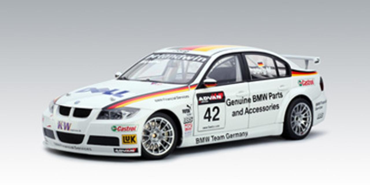 80647 BMW 320Si WTCC 2006 #42