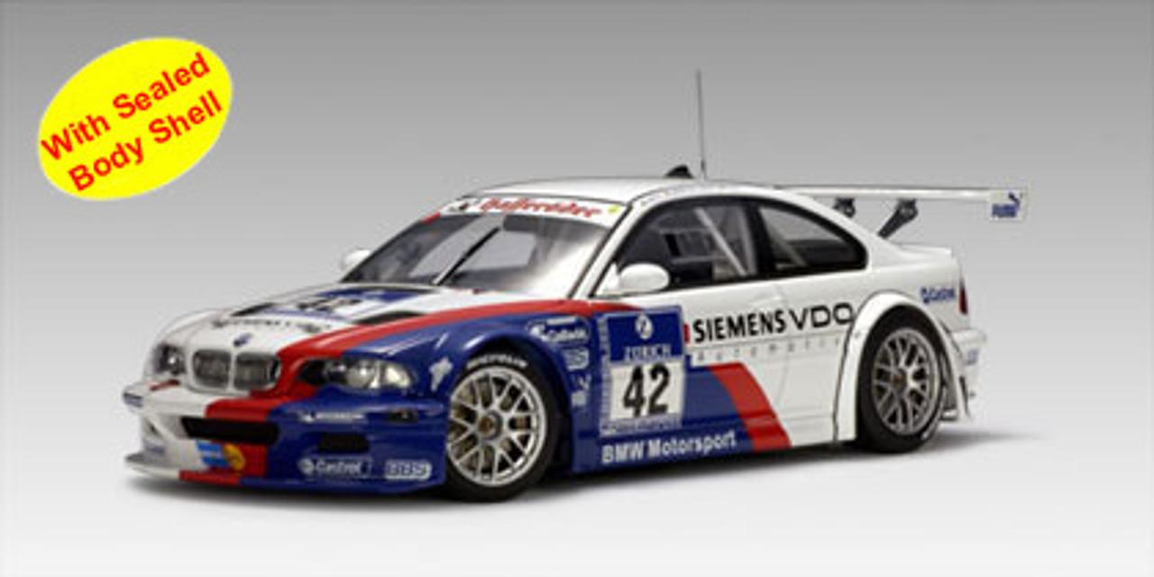 80445 BMW M3 GTR 24HRS Nurburgring #42