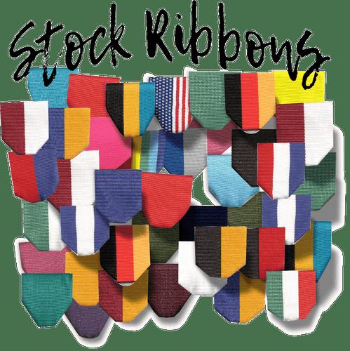 Stock Fiesta Ribbon